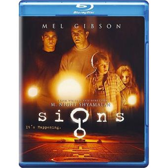 Sinais (Blu-ray)