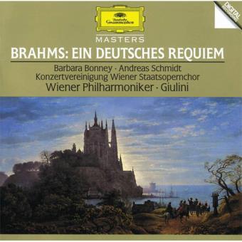 Brahms: Ein Deutsches Requiem, Op. 45 - CD