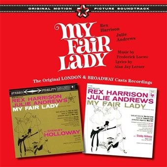 My Fair Lady - Bonus Limited Edition - 2CD