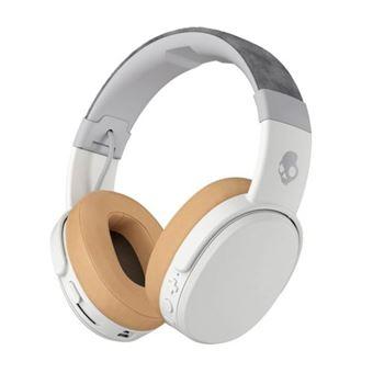 Auscultadores Bluetooth Skullcandy Crusher - Bronzeado - Cinzento