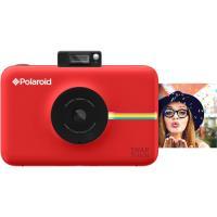 Câmara Compacta Polaroid Snap Touch - Vermelho