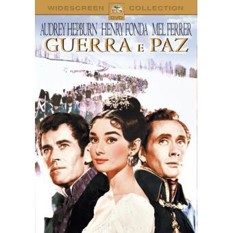 Guerra e Paz - DVD