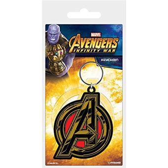 Porta Chaves de Borracha Avengers Infinity War