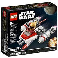 LEGO Star Wars Episode IX 75263 Microfigher Y-Wing da Resistência