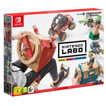 Nintendo Switch Labo Vehicle Kit