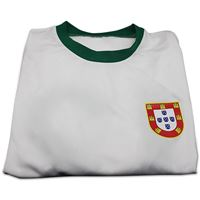 Camisola Alternativa Seleção Portuguesa - Mundial 1966 - Tamanho L