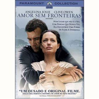 Amor Sem Fronteiras - DVD