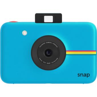 Câmara Compacta Polaroid Snap - Azul