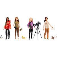 Barbie Sortido National Geographic - Envio Aleatório