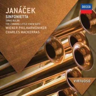 Janácek   Sinfonietta, Taras Bulba & The Cunning Little Vixen Suite