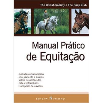 Manual Prático de Equitação