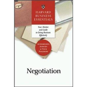 Essentials Of Negotiation Ebook