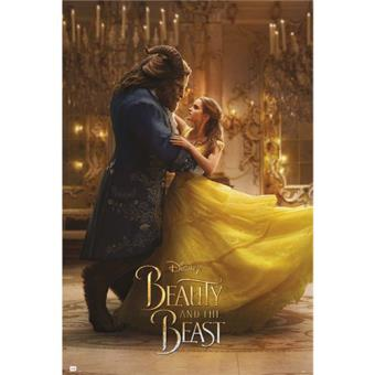 Poster Beauty & The Beast Vals