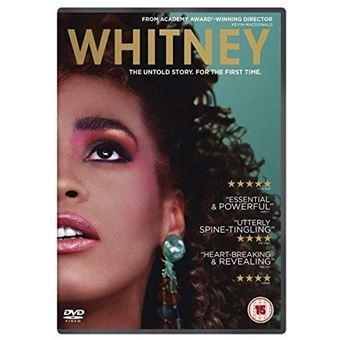 Whitney - DVD Importação