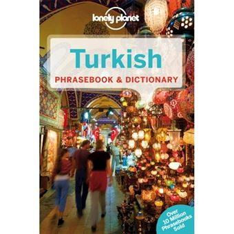 Lonely planet turkish phrasebook an