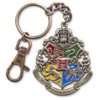 KEYRING METAL-HARRY POTTER-HOGWARTS