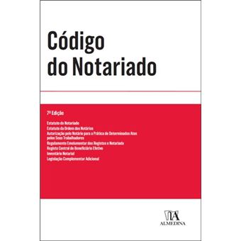 Código do Notariado