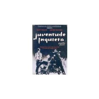 Rumble Fish - Juventude Inquieta - DVD Zona 2