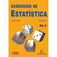 Exercícios de Estatística Livro 2