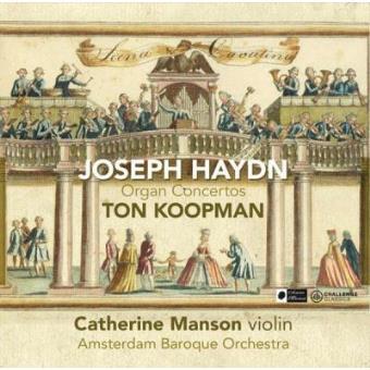 Haydn   Organ Concertos
