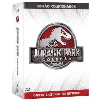 Coleção Jurassic Park - Edição de Colecionador