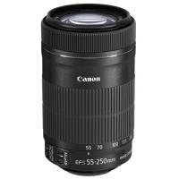 Canon Objetiva EF-S 55-250mm f/4-5.6 IS STM