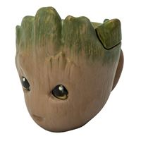 Caneca 3D Guardians of The Galaxy: Baby Groot