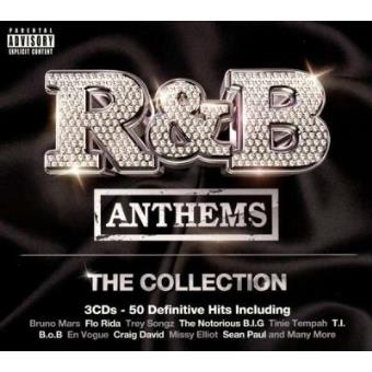 R&B Anthems - The Collection (3CD)