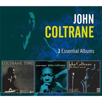 John Coltrane: 3 Essential Albums - 3CD