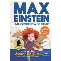 Max Einstein - Livro 1: Uma Experiência de Génio