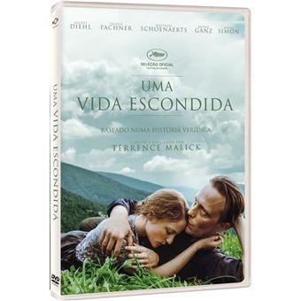 Uma Vida  Escondida - DVD