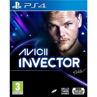 Avicii Invector Encore Edition - PS4