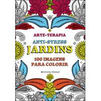 Arte-Terapia Anti-Stress: Jardins