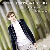 Rachmaninov & Medtner - Piano Concertos - SACD