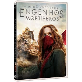 Engenhos Mortíferos - DVD