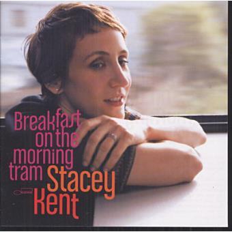 Breakfast on the Morning Tram