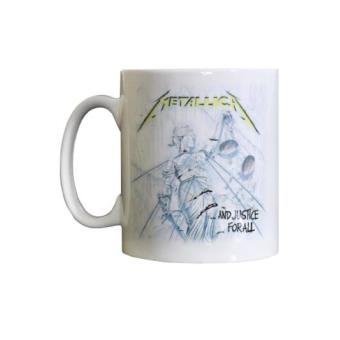 Mug - and justice for all