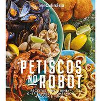 Petiscos no Robot
