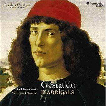Gesualdo: Madrigals - CD