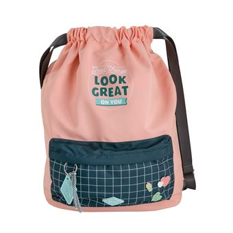 Saco tipo Mochila Mr Wonderful - Good Things Look Great on You