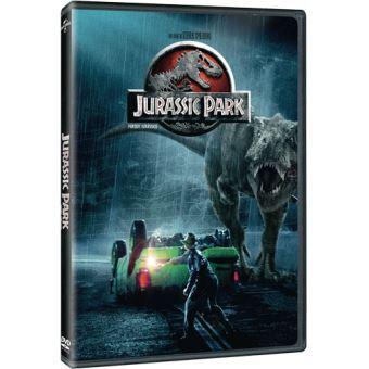 Parque Jurássico - DVD