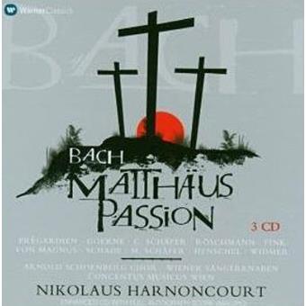 Bach | Paixão Segundo São Mateus (3CD)