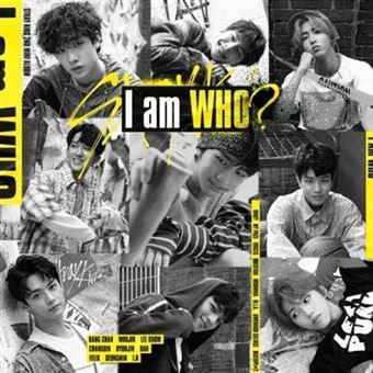 I Am Who - CD + Book