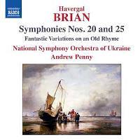 Symphonies No.20 & 25