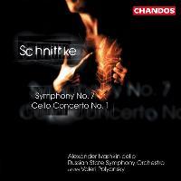 Symphony 7/cello Concerto