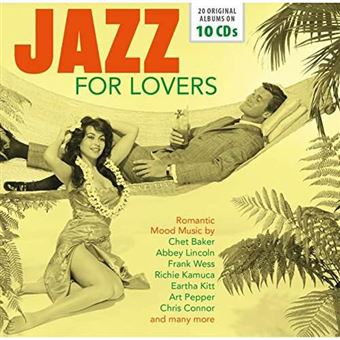 Jazz for Lovers - 10CD