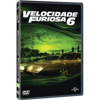 Velocidade Furiosa 6 - DVD