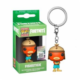 Funko Pop! Porta-Chaves Fortnite: Fishstick