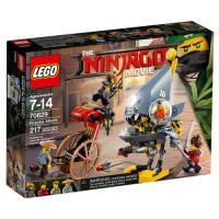 The LEGO Ninjago Movie 70629 Ataque de Piranha