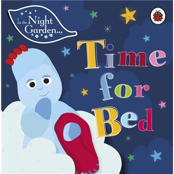 In the night garden: time for bed